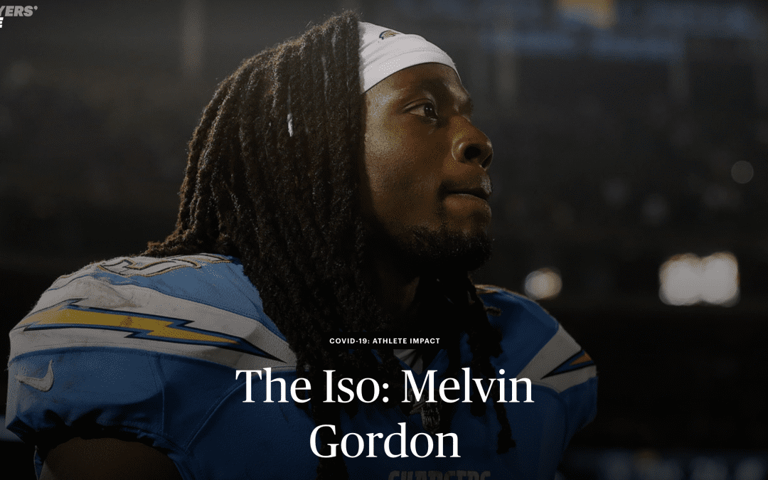The Iso: Melvin Gordon